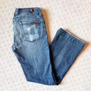 Seven For All Mankind Men's Bootcut Jeans